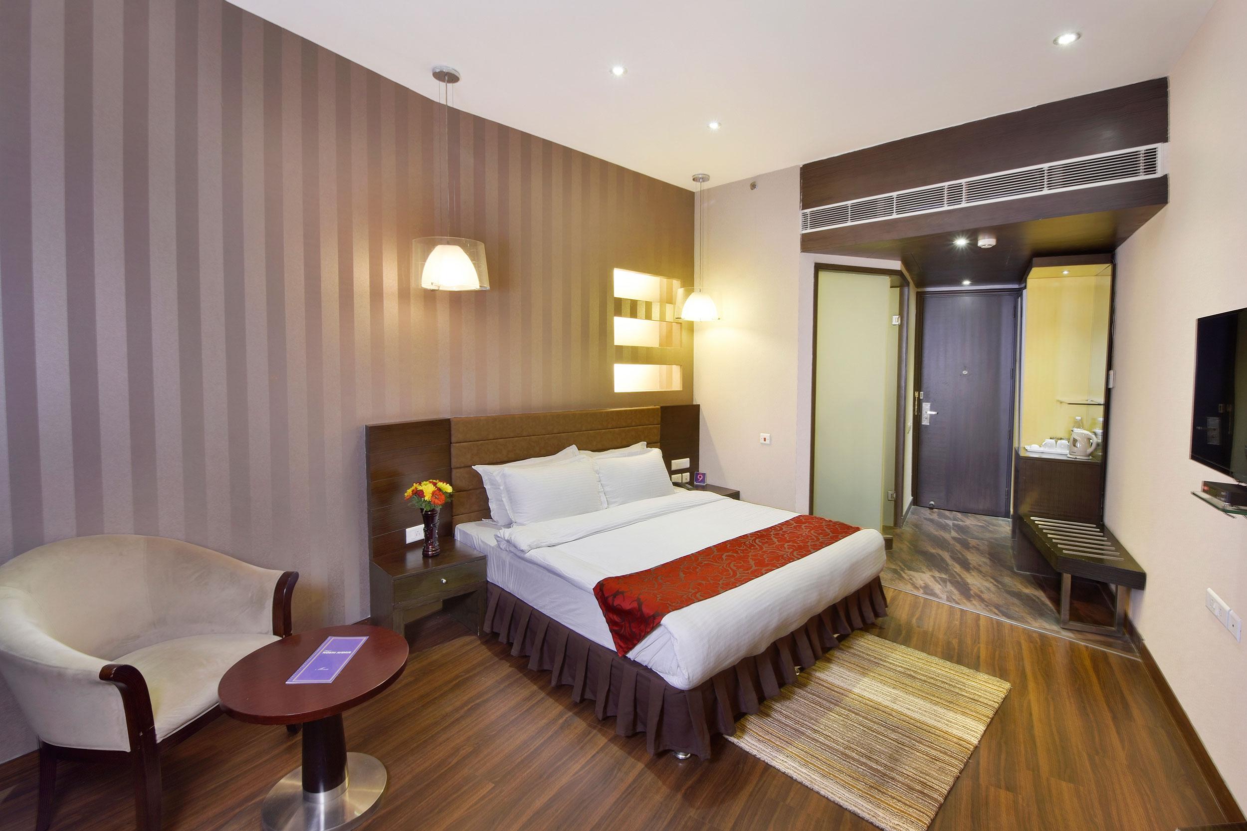 Spree Hotels Room Image